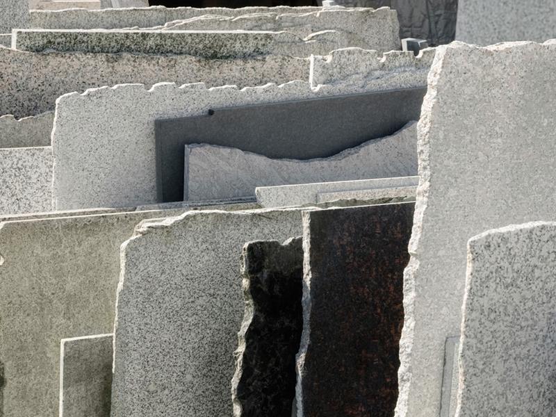Naturstein am Bau